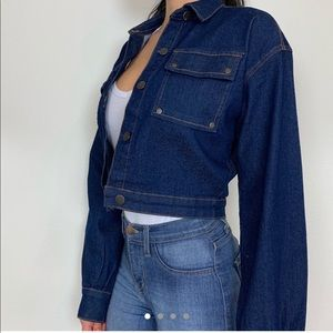 PLT Denim jacket